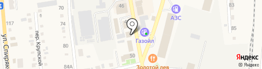 МОЙ МЯСНОЙ на карте Черепаново