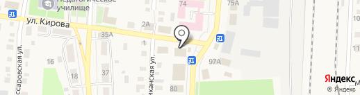 Россельхозбанк на карте Черепаново