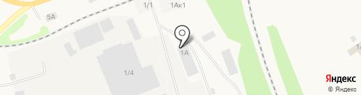 Хорошава на карте Черепаново