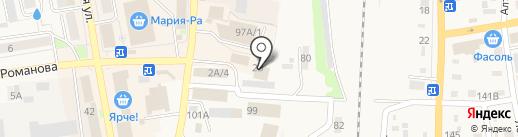 СибПроектЭлектро на карте Черепаново
