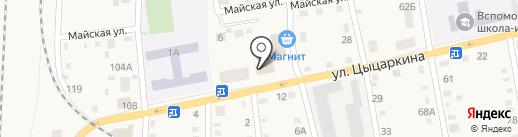 Ателье по пошиву верхней одежды на карте Черепаново