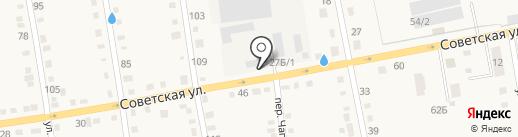 Агроснабтехсервис на карте Черепаново