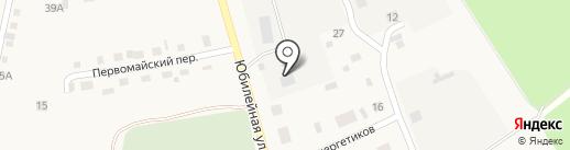 Черепаново Лес-Сервис на карте Черепаново