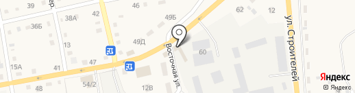ATM на карте Черепаново