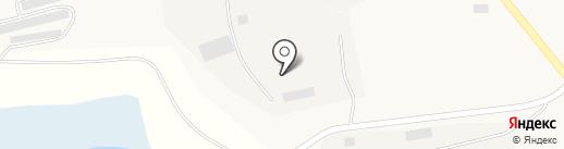 Втормет на карте Черепаново