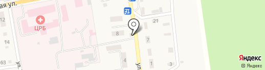 Питер на карте Черепаново