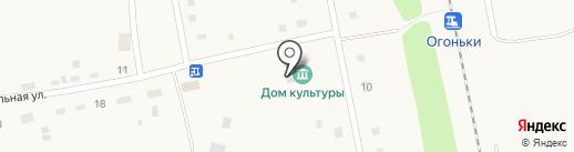 Южненская начальная общеобразовательная школа на карте Южного