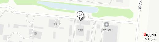 АвтоТехноСервис на карте Барнаула
