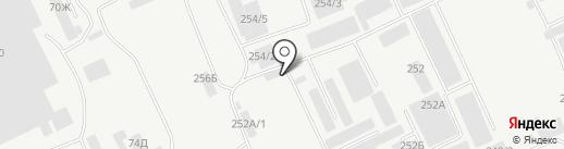 Компания по ремонту и перетяжке мягкой мебели на карте Барнаула