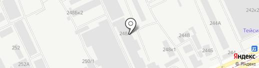 СтальПро на карте Барнаула