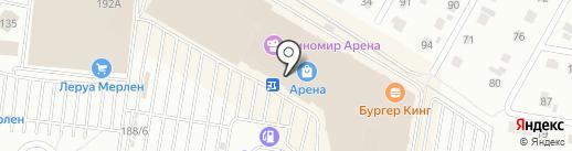 Выставка интерактивных 3D картин на карте Барнаула