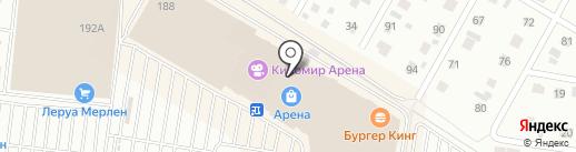 КанцМаркет на карте Барнаула