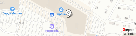 CARRAJI на карте Барнаула