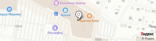 Kids Time на карте Барнаула