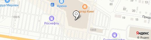 ANGRY BIRDS на карте Барнаула