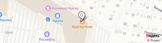 Суши Make на карте Барнаула