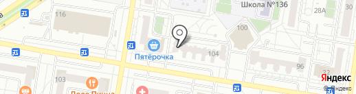 Мир ремонта на карте Барнаула