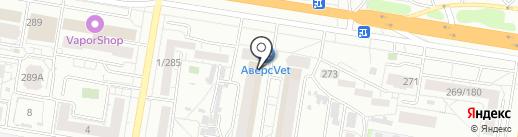 BEAUTY на карте Барнаула