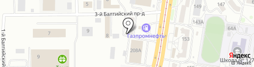 DIAMARKA на карте Барнаула