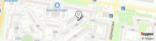 1000 мелочей на карте Барнаула