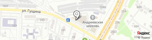 НиКиФАРМ на карте Барнаула
