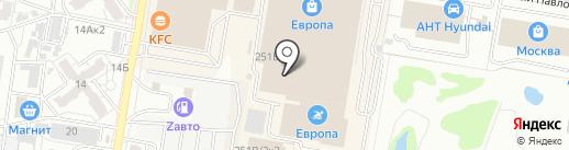 ИгроМир на карте Барнаула