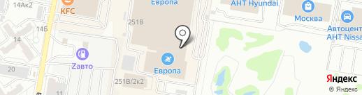 MIRACLETOX на карте Барнаула