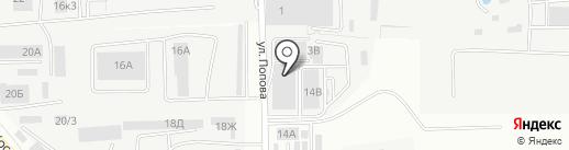 50 услуг на карте Барнаула