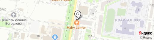 Macaroni на карте Барнаула