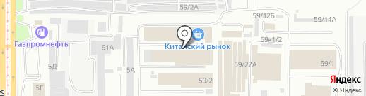 Православная лавка на карте Барнаула