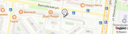 Тренди на карте Барнаула