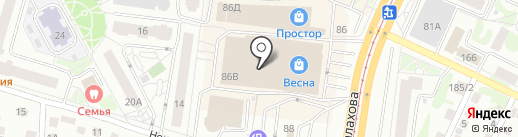 PodariLLi на карте Барнаула