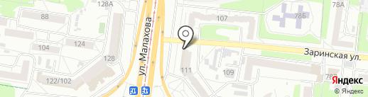 Центр бытовых услуг на карте Барнаула