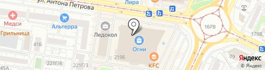 Bonita на карте Барнаула
