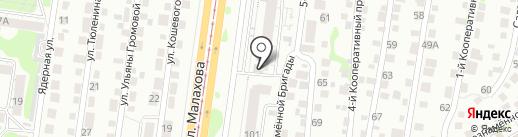 Varvara на карте Барнаула