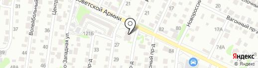 Pietra DECOR на карте Барнаула