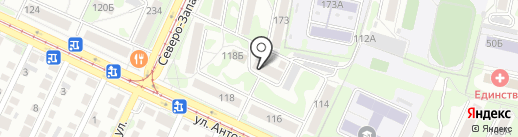 Алтайская Транспортная Компания на карте Барнаула