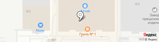 Parfumer на карте Барнаула