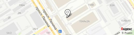 Public Style на карте Барнаула