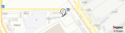 Алтай-Инновация на карте Барнаула