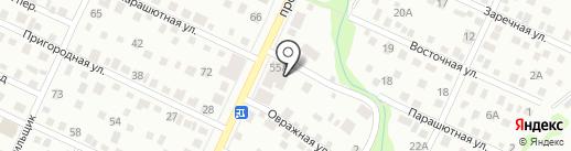Цветмет Алтай на карте Барнаула