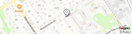 Мастерская по ремонту бензо- и электроинструмента на карте Барнаула