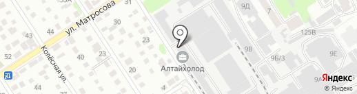 Платежный терминал, Сбербанк, ПАО на карте Барнаула