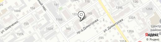 Защита жизни и здоровья на карте Барнаула