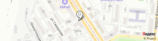 Загадки Хогвартс на карте Барнаула