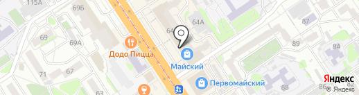 АСКО-ГАРАНТИЯ на карте Барнаула