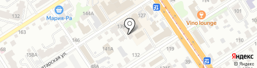 МАТРИКС на карте Барнаула