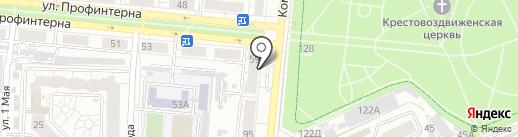 Банкомат, БИНБАНК, ПАО на карте Барнаула