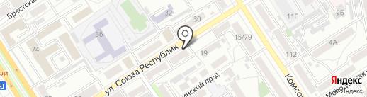 Флорист & Ботаник на карте Барнаула