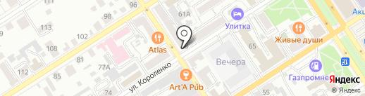 ECM Soft на карте Барнаула